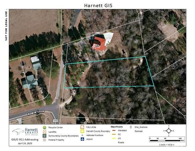 Lot #16 Robin Loop Road, Dunn, NC 28334 (#2315517) :: The Jim Allen Group