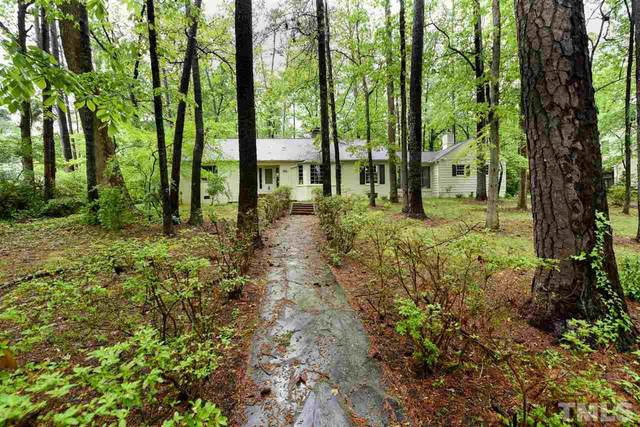 806 Old Pittsboro Road, Chapel Hill, NC 27516 (#2315535) :: Realty World Signature Properties