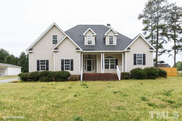 4103 Little John Drive N, Wilson, NC 27896 (#2315585) :: The Perry Group
