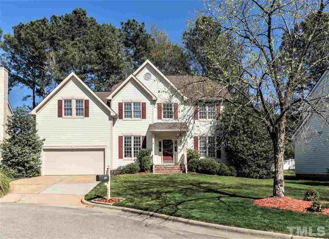 212 Cove Creek Drive, Cary, NC 27519 (#2315596) :: Realty World Signature Properties