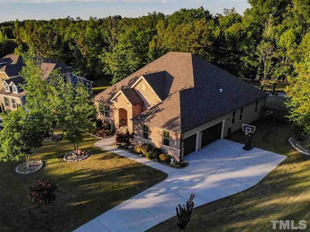 872 Covered Bridge Trail, Chapel Hill, NC 27517 (#2315633) :: The Jim Allen Group