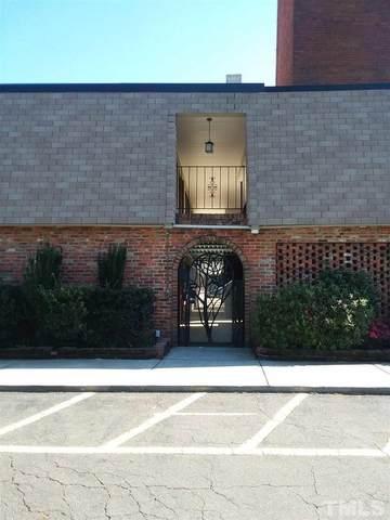 807 Trinity Avenue #255, Durham, NC 27701 (#2315652) :: Realty World Signature Properties