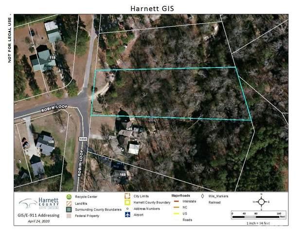Lot #15 Robin Loop Road, Dunn, NC 28334 (#2315654) :: The Jim Allen Group
