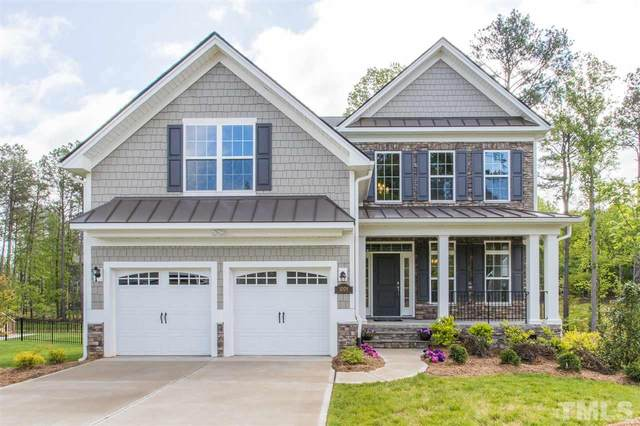 1009 Sea Osprey Lane, Wake Forest, NC 27587 (#2315664) :: Marti Hampton Team brokered by eXp Realty