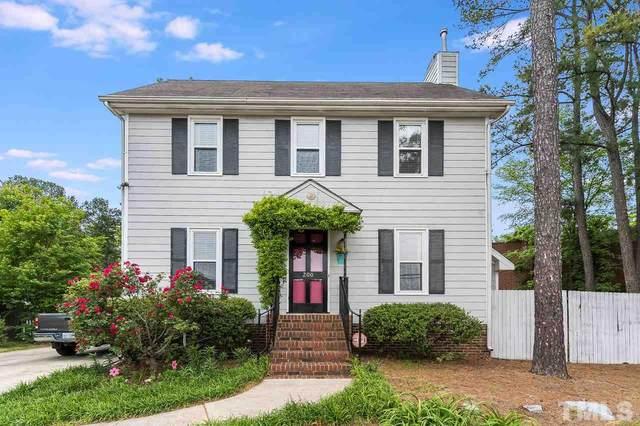 200 Ramblewood Drive, Raleigh, NC 27609 (#2315690) :: Dogwood Properties