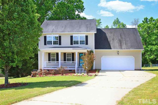104 Balsawood Court, Willow Spring(s), NC 27529 (#2315858) :: Spotlight Realty