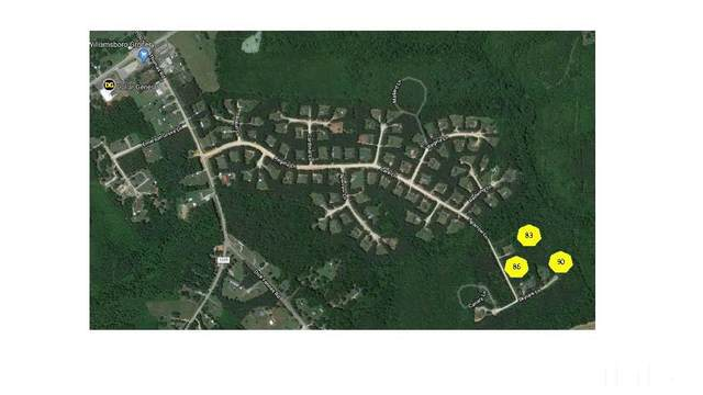 LOT 83 Pheasant Lane, Henderson, NC 27537 (#2315958) :: Southern Realty Group