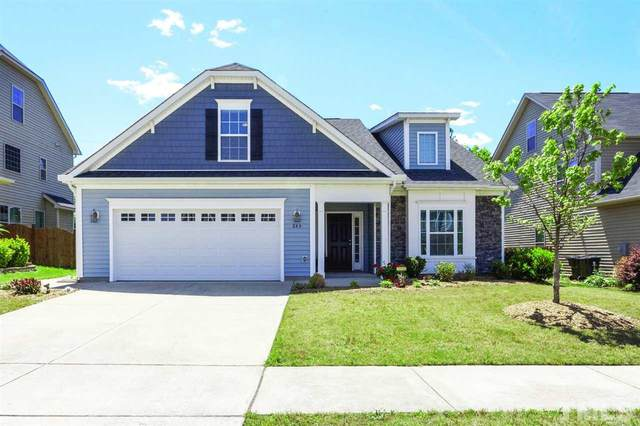 245 Sweet Violet Drive, Holly Springs, NC 27540 (#2316061) :: Spotlight Realty