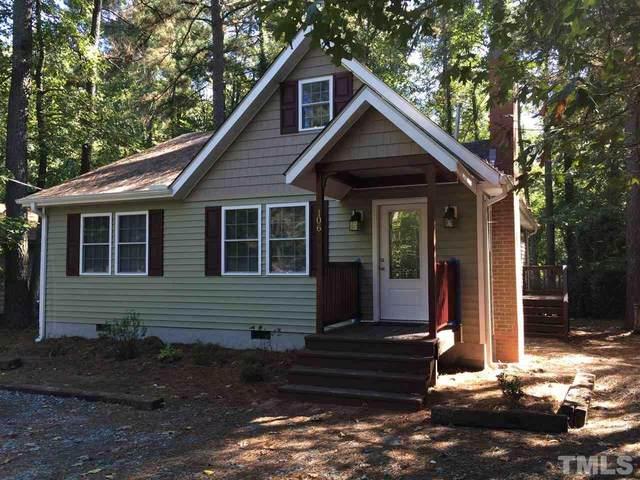 106 Legion Road, Chapel Hill, NC 27517 (#2316153) :: Realty World Signature Properties