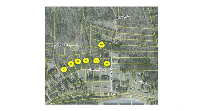 LOT 94 Cherryville Lane, Henderson, NC 27537 (#2316182) :: RE/MAX Real Estate Service