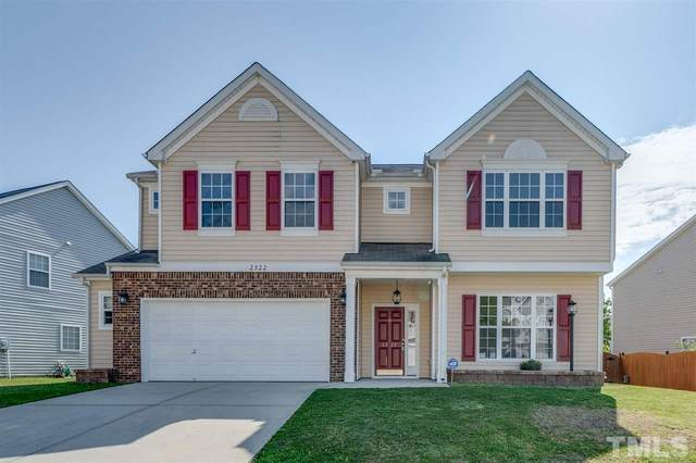 2322 Lazy River Drive, Raleigh, NC 27610 (#2316311) :: Team Ruby Henderson