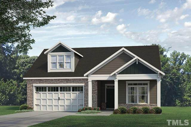 11 Blue Spruce Circle, Clayton, NC 27520 (#2316386) :: Marti Hampton Team brokered by eXp Realty
