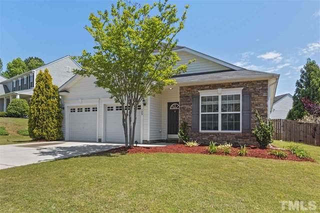 125 Wellspring Drive, Holly Springs, NC 27540 (#2316467) :: Dogwood Properties