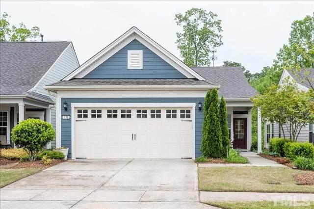 131 Rosedale Creek Drive, Raleigh, NC 27707 (#2316519) :: Marti Hampton Team brokered by eXp Realty