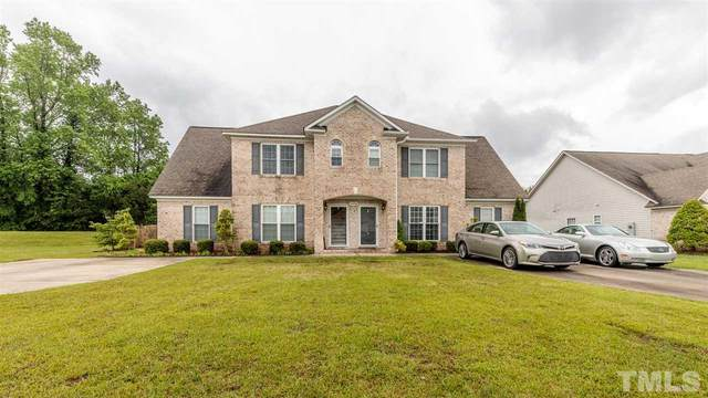 2036A Cambria Drive A, Greenville, NC 27834 (#2316545) :: Dogwood Properties