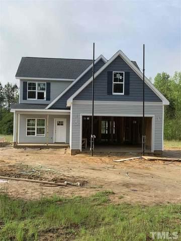 126 Dry Creek Road, Lillington, NC 27546 (#2316585) :: Dogwood Properties