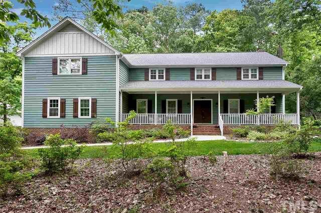 218 Ronaldsby Drive, Cary, NC 27511 (#2316605) :: The Rodney Carroll Team with Hometowne Realty