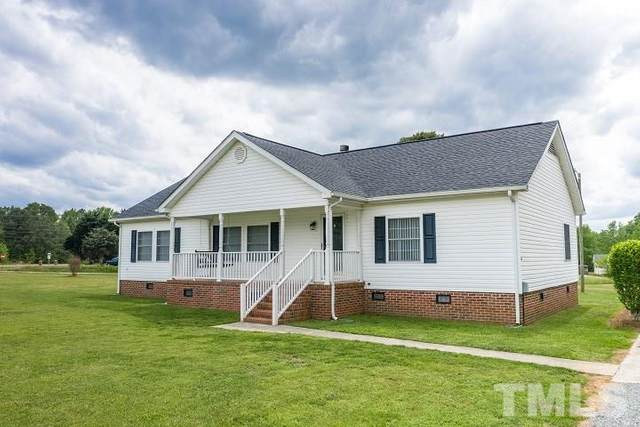 6197 Nc 96 Highway, Oxford, NC 27565 (#2316606) :: Marti Hampton Team brokered by eXp Realty