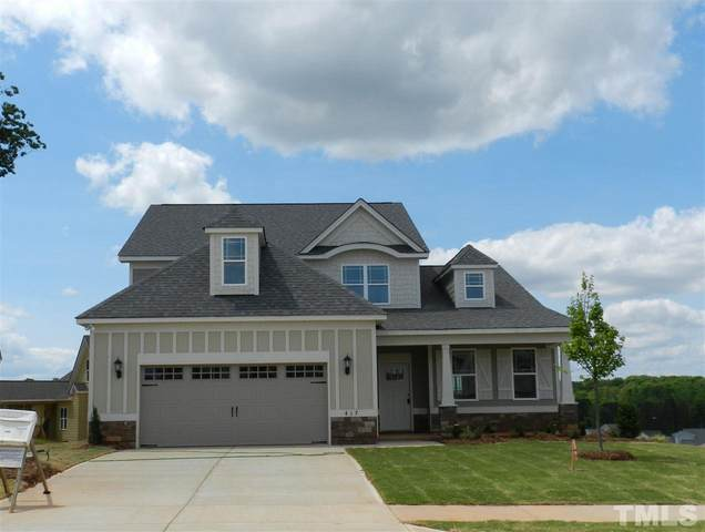 417 Airedale Trail, Garner, NC 27529 (#2316682) :: Marti Hampton Team brokered by eXp Realty