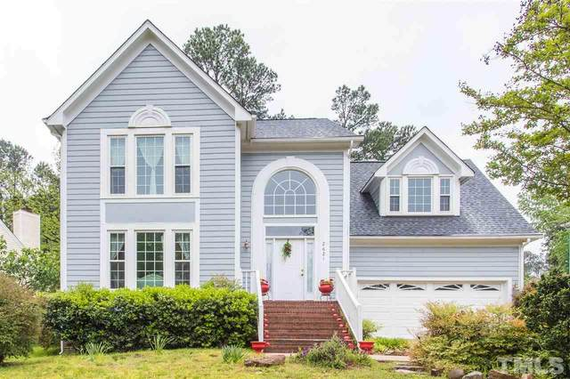 2621 Iman Drive, Raleigh, NC 27615 (#2316694) :: Realty World Signature Properties