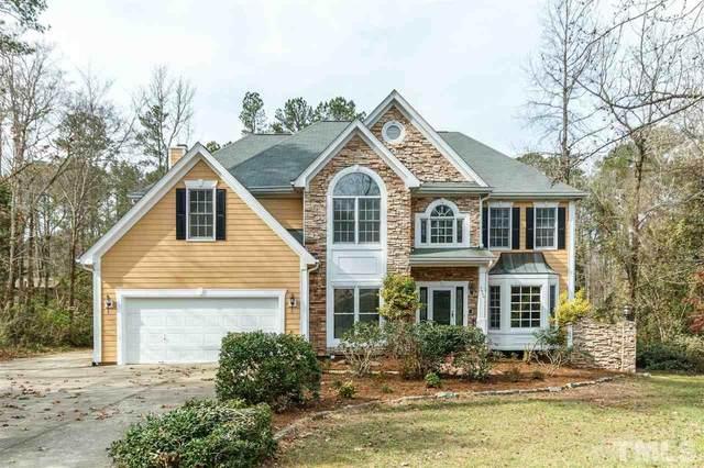 2409 Pathway Drive, Chapel Hill, NC 27516 (#2316811) :: Dogwood Properties
