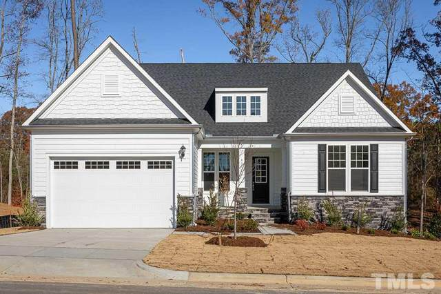 4121 Cool Oaks Drive Lot 6, Apex, NC 27523 (#2316881) :: The Perry Group