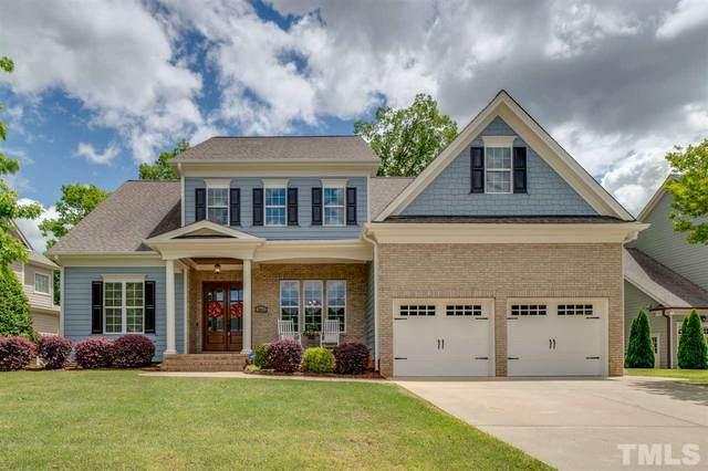 7011 Churchill Falls Place, Apex, NC 27539 (#2317055) :: Dogwood Properties