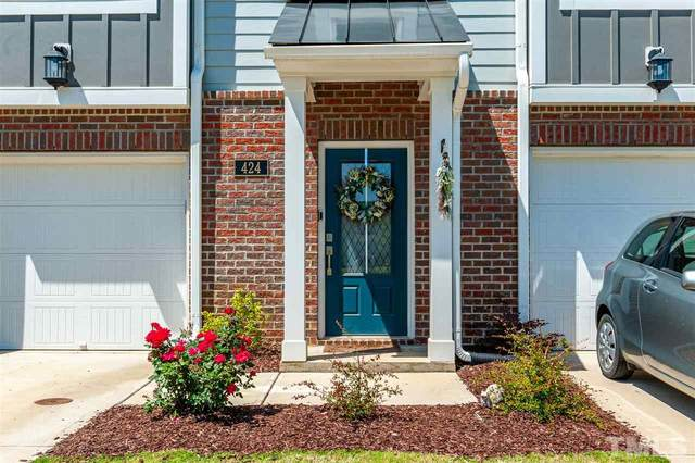 424 Skymont Drive, Holly Springs, NC 27540 (#2317075) :: Dogwood Properties