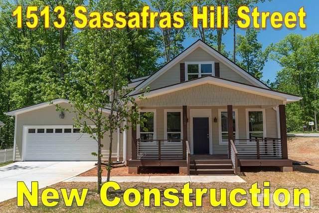 1513 Sassafras Hill Street, Durham, NC 27712 (#2317096) :: Real Estate By Design