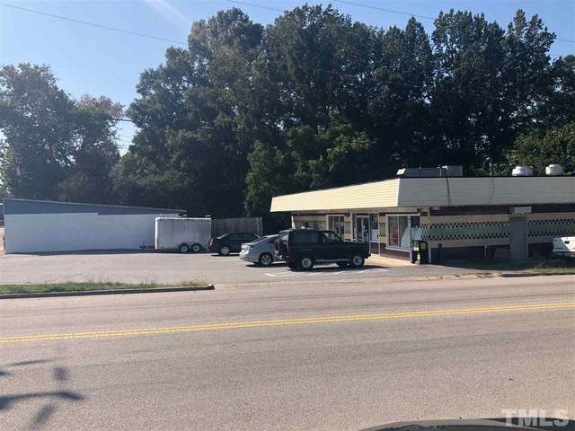 102 W Fourth Street, Wendell, NC 27591 (#2317134) :: Bright Ideas Realty