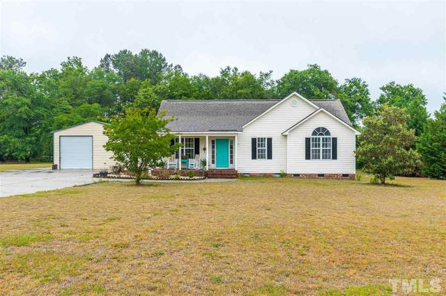 69 Parrish Farm Lane, Benson, NC 27504 (#2317249) :: Dogwood Properties