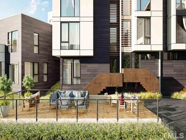 512 Gordon Street H-4, Fuji, Durham, NC 27701 (#2317308) :: RE/MAX Real Estate Service