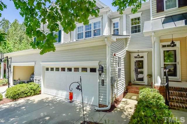 110 Jones Creek Place, Chapel Hill, NC 27516 (#2317395) :: Dogwood Properties