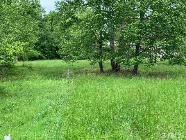 Lot 1 County Home Road, Blanch, NC 27212 (#2317457) :: The Jim Allen Group