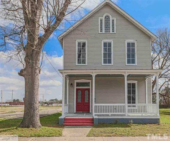 412 N James Street, Goldsboro, NC 27530 (#2317515) :: Dogwood Properties