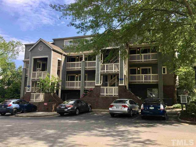 700 Martin Luther King Jr Boulevard 7A, Chapel Hill, NC 27514 (#2317539) :: Spotlight Realty