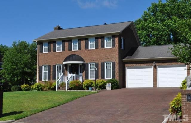1609 Granada Lane, Graham, NC 27253 (#2317661) :: Sara Kate Homes