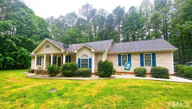 66 Piney Forest Road, Roxboro, NC 27574 (#2317736) :: Real Estate By Design