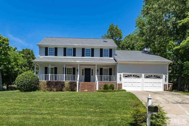 204 Heathridge Lane, Cary, NC 27513 (#2317744) :: Realty World Signature Properties