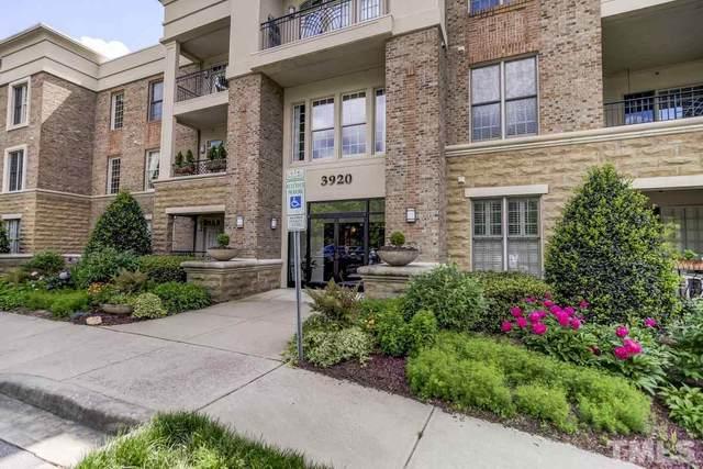 3920 Essex Garden Lane #201, Raleigh, NC 27612 (#2317809) :: Realty World Signature Properties