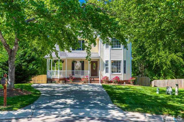 232 Whistling Swan Drive, Wake Forest, NC 27587 (#2317838) :: Foley Properties & Estates, Co.