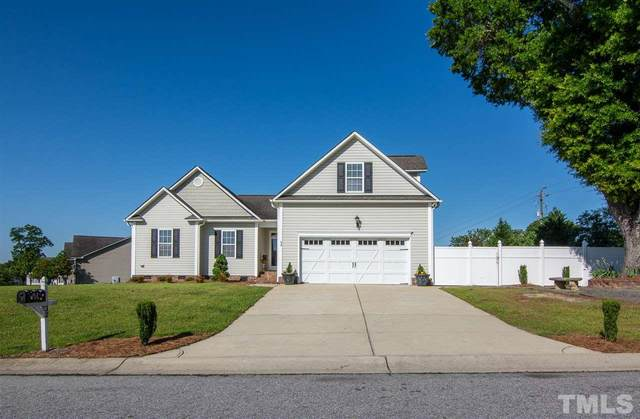 32 Wilson Creek Drive, Benson, NC 27504 (#2317883) :: Marti Hampton Team brokered by eXp Realty