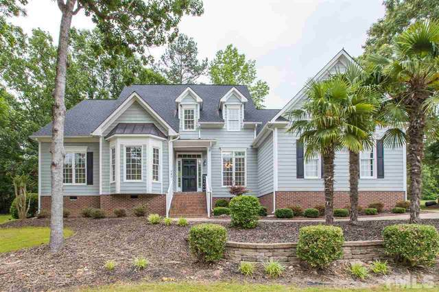 740 Parkridge Drive, Clayton, NC 27527 (#2317976) :: Raleigh Cary Realty
