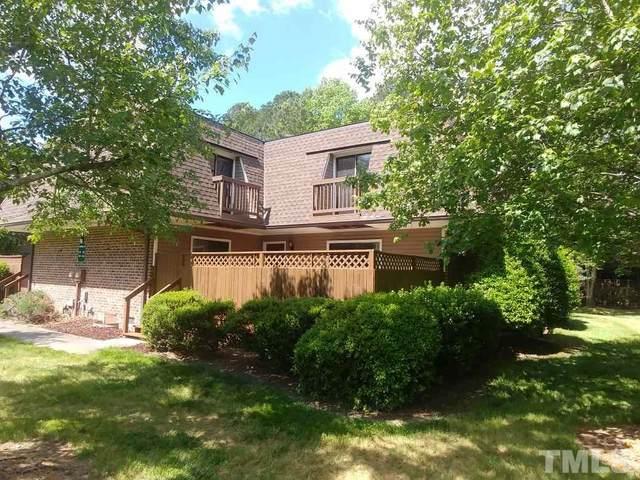 163 Springberry Lane #163, Chapel Hill, NC 27517 (#2318023) :: Rachel Kendall Team