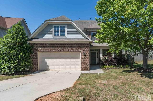 110 Oak Alley Trail, Clayton, NC 27527 (#2318115) :: Realty World Signature Properties