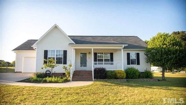 164 Irbin Drive, Coats, NC 27521 (#2318158) :: Dogwood Properties