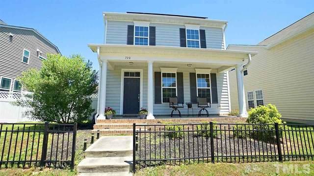 720 Resplendent Place, Raleigh, NC 27603 (#2318162) :: Dogwood Properties