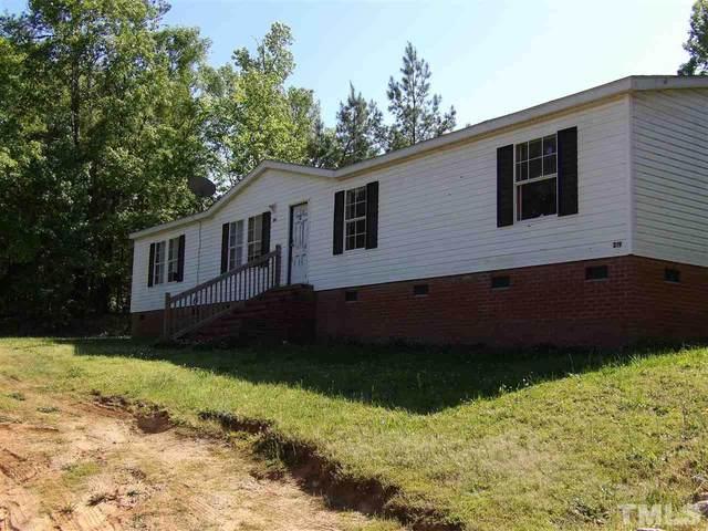 219 Pine Ridge Drive, Franklinton, NC 27525 (#2318164) :: Classic Carolina Realty