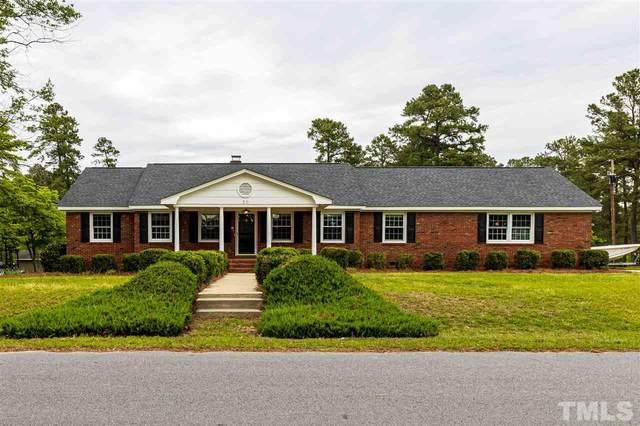 20 W Pine Street, Lillington, NC 27546 (#2318177) :: Dogwood Properties