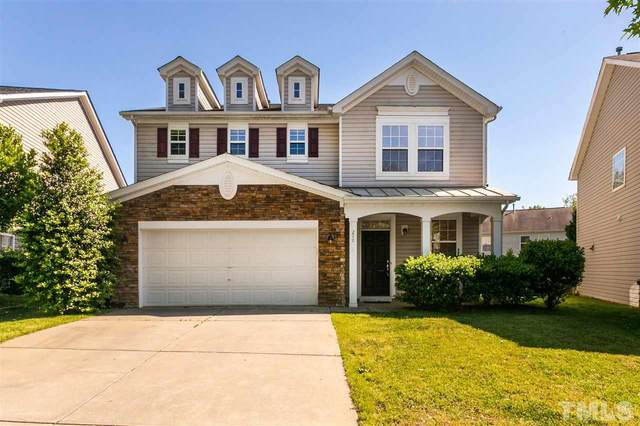 217 Amacord Way, Holly Springs, NC 27540 (#2318182) :: Dogwood Properties